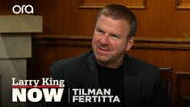 """A leader always has to be the bull in the room"": Billionaire Tilman Fertitta on good leadership"