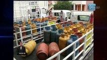 Desfase en la distribución de gas en Quito