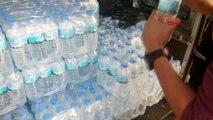 İzmir su şişesi içinde sahte içki sattılar
