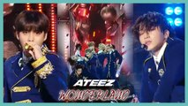 [HOT] ATEEZ - WONDERLAND, 에이티즈 - WONDERLAND Show Music core 20191026