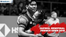4 Wakil Indonesia Lolos ke Semifinal French Open 2019, Ini Jadwalnya