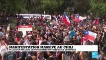 """Elisa Sepulveda à France 24: """"L'ampleur du mouvement au Chili est exceptionnelle"""""""