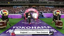 Highlights : Semi-Finals - England v New Zealand