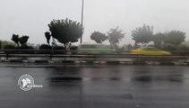 Widespread rain showers continue across Iran