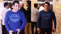 Salman Khan celebrates Diwali at Ramesh Taurani's Diwali Party; Watch Video |FilmIBeat