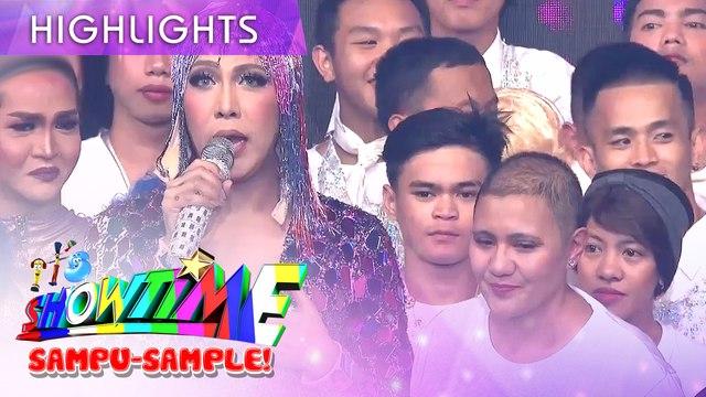 Vice shares the story behind his Magpasikat 2019 performance | It's Showtime Magpasikat 2019