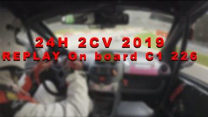24H2CV 2019 - Live Onboard C1 229 (1)