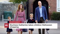 The Royal Kids Go Halloween Shopping