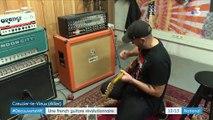 Musique : un fabricant de l'Allier révolutionne le rock grâce à une guitare
