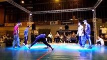 Chambér'Hip hop session : un final en battle de break dance