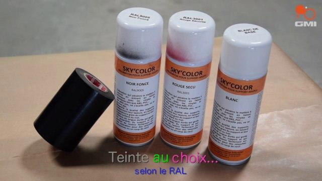 SKY'COLOR coloration pour vinyle, simili cuir, cuir...