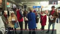 SNCF : circulation très perturbée vers la façade atlantique