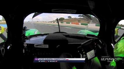 2019 4 Hours of Portimão - Onboard #13 Inter Europol Competition (Ligier JS P3 - Nissan)