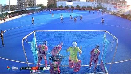 Highlights second match Espagne-France