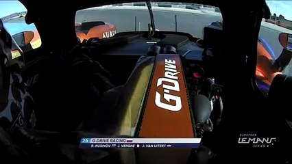 2019 4 Hours of Portimão - Onboard #26 G-Drive Racing (Aurus 01 - Gibson)