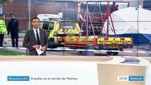 """Royaume-Uni : le chauffeur du """"camion de l'horreur"""" a été mis en examen"""