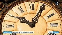Changement d'heure : Besançon, capitale française de l'horlogerie, va devoir remonter ses prestigieuses pièces