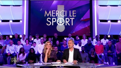 "Canal Sports Club - ""Merci le Sport"", la rubrique de Sébastien Thoen"