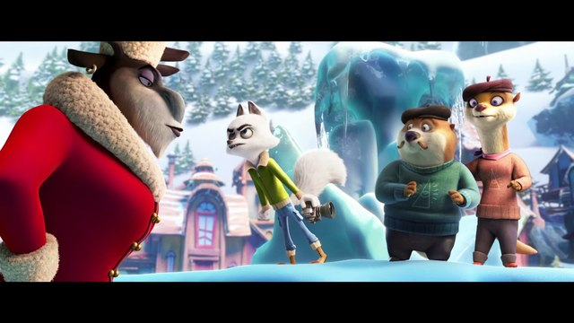 Arctic Dogs movie - Meet The Cast!