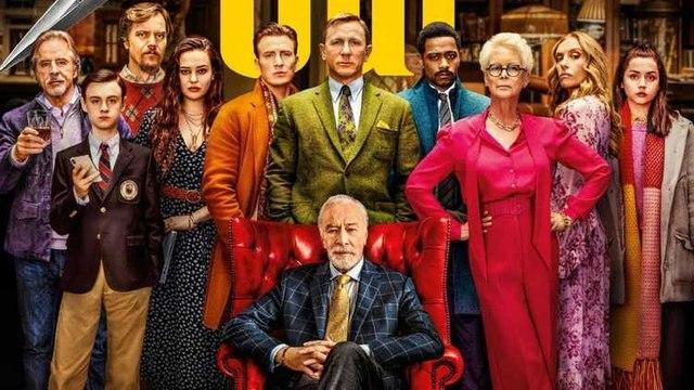 Knives Out Movie - Foul Play – Daniel Craig, Chris Evans, Ana de Armas