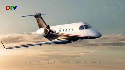 Embraer Legacy 500 - The Coolest Airplane In The World, That A Civilian Could Buy