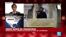 """Syrie : """"Il est crédible qu'une opération ait été menée contre Abou Bakr al-Baghdadi"""