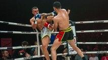 Youssef Boughanem vs Joe Craven