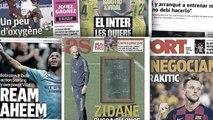 Messi raconte ses débuts avec Ronaldinho, Zidane cherche encore son équipe type