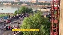Irak : des manifestations sous haute tension