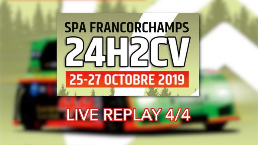 [REPLAY] 24H2CV Spa-Francorchamps 2019 4/4