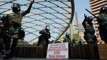 Hong Kong : la police use de lacrymogènes contre les manifestants