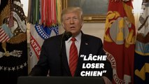 Trump annonce la mort d'al-Baghdadi, le chef de Daech