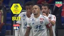But Memphis DEPAY (28ème) / Olympique Lyonnais - FC Metz - (2-0) - (OL-FCM) / 2019-20