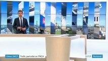 SNCF:  de nombreux TER supprimés