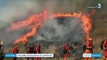 Californie : nouvel ordre d'évacuation pour 50 000 personnes