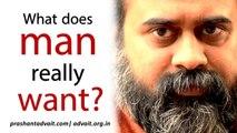What does man really want? Why does he not get it?  ||_ Acharya Prashant, on Guru Kabir (2019)
