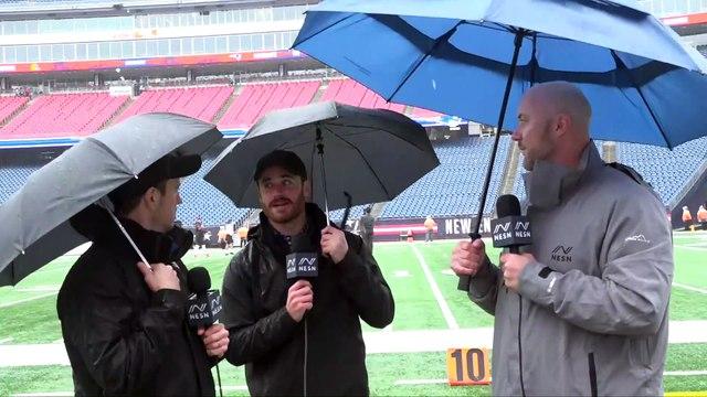 Browns vs. Patriots NFL Week 8 Preview