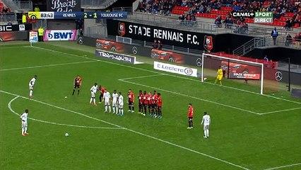Ligue 1 : Coup-Franc de Gradel
