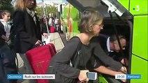 Occitanie : les voyageurs à l'assaut des bus et voitures