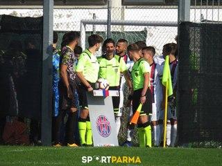 Felino - Piccardo Traversetolo 1-2, highlights e interviste