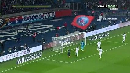 Ligue 1 : PSG 4 - 0 OM