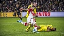 HIGHLIGHTS : FC Nantes 0-1 AS Monaco