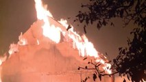 Ferocious CA fires prompt statewide emergency