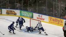 Syracuse Crunch 4, Toronto Marlies 3