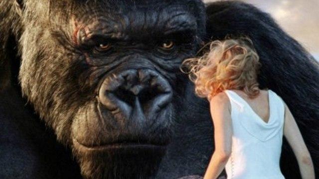 King Kong Movie (2005) Naomi Watts, Jack Black, Adrien Brody