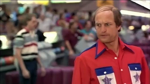 Kingpin Movie (1996) Woody Harrelson, Randy Quaid, Vanessa Angel, Bill Murray