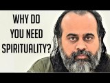 If life is really going great, why do you need spirituality? || Acharya Prashant (2019)