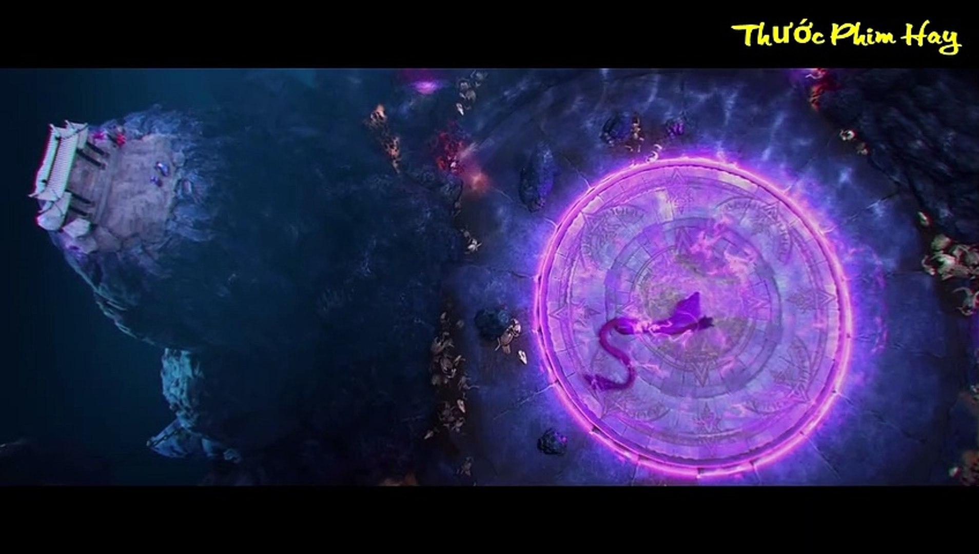 Đấu Phá Thương Khung phần 3 tập 10 - Thuyết minh l Fights Break Sphere 3 -2019- l Thước Phim Hay