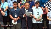 CJ Peralta backs automatic probes of corruption in judiciary