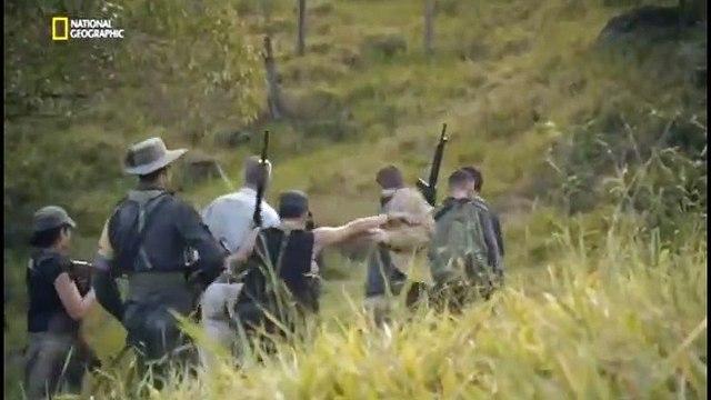 Vězněm v cizině 12x07 - Zajatcem v džungli -dokument (www.Dokumenty.TV)